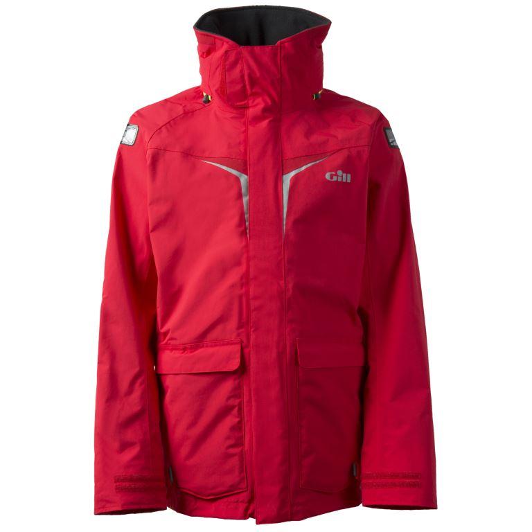 OS31J_OS3 Coastal Men's Jacket_Bright Red_1