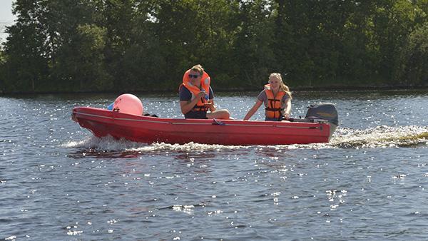 motorboot-verhuur